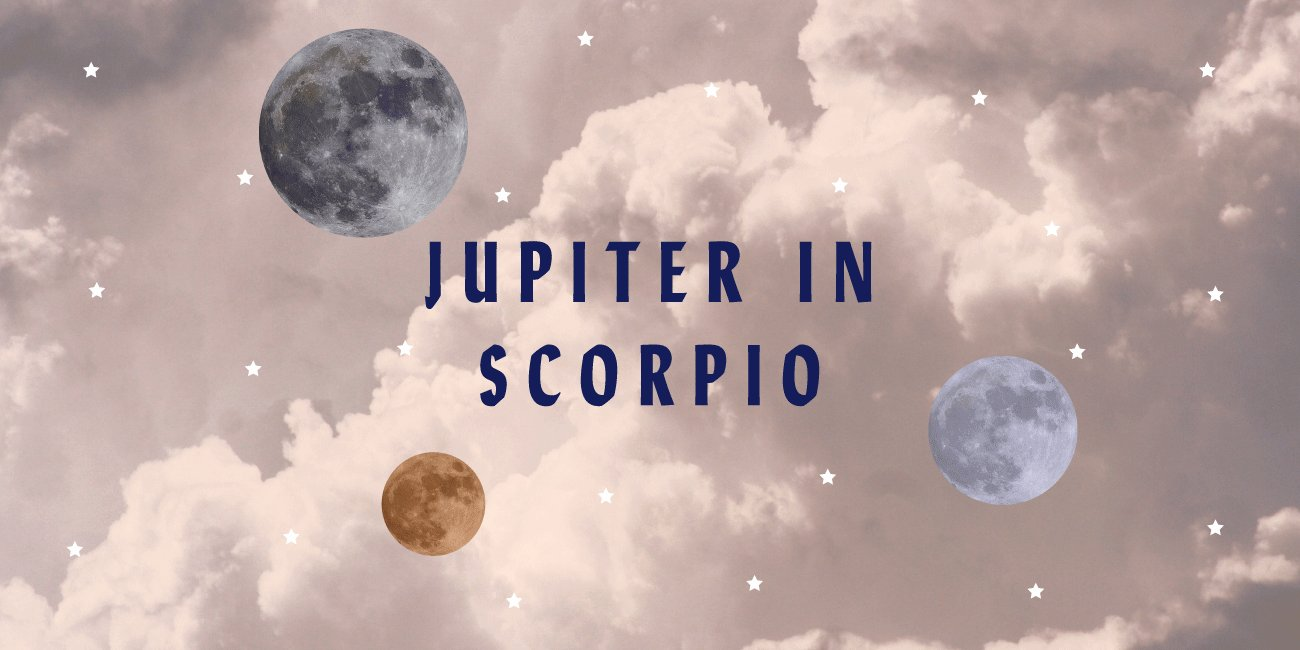 Jupiter has entered Scorpio—so it's time to get right with your higher power https://t.co/54OGvva5PM https://t.co/YVPAOpf94f
