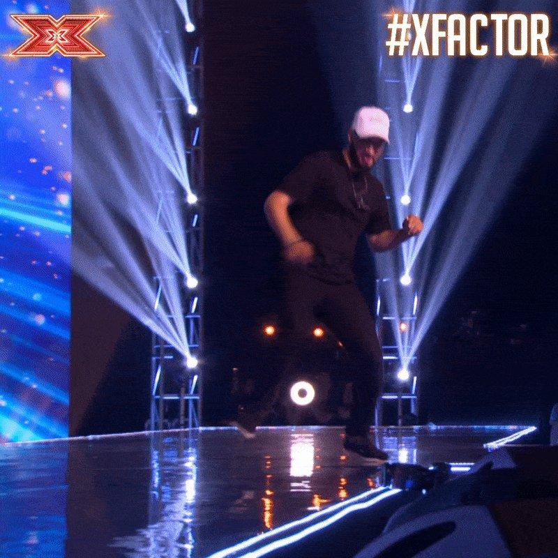 Let's take a minute to appreciate Mustafa's moves #MondayMotivation #MovesLikeMustafa 🕺🕺🕺 #XFactor https://t.co/ZnFongVnos