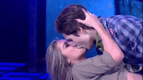 Um beijão desse, bicho! Tbm quero @nicolasprattes! #DançaDosFamosos #D...