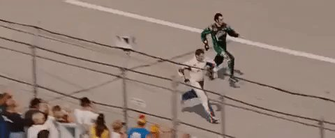 This is how this one will have to end #NASCAR #Talladega https://t.co/CdUTemrZUV