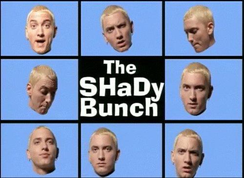 Happy 45th Birthday to the real Slim Shady!