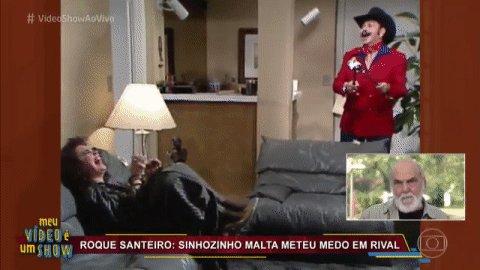 Sinhozinho Malta, apenas MARAVILHOSO! #MeuVídeoÉUmShow #VídeoShowAoViv...