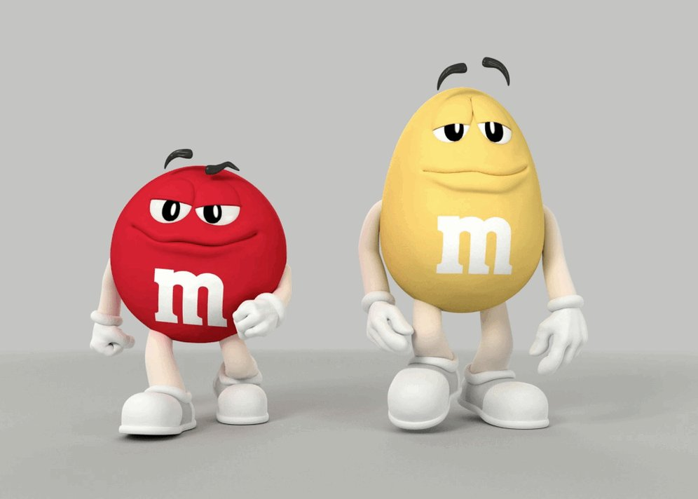 The Hunt For Red M&Ms! #AddCandyToAMovie https://t.co/n5NitxxEHy