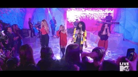 STILL TO COME, @FifthHarmony gives us th...