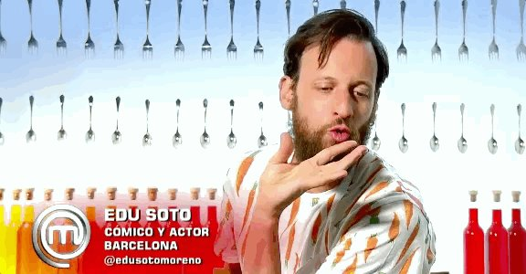 Yo intentando ligar con mi crush... #MCCelebrity #100MasterChef https:...