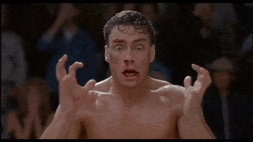 """Happy birthday to \""""The Muscles from Brussels,\"""" Jean-Claude Van Damme!"""
