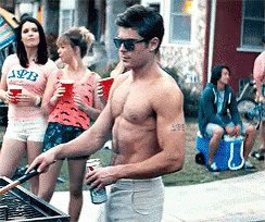 Zac Efron hellloooooooo happy birthday hellooo beautiful human