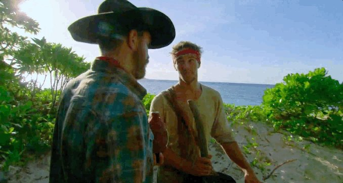 That secret advantage was nice while it lasted. #Survivor https://t.co...