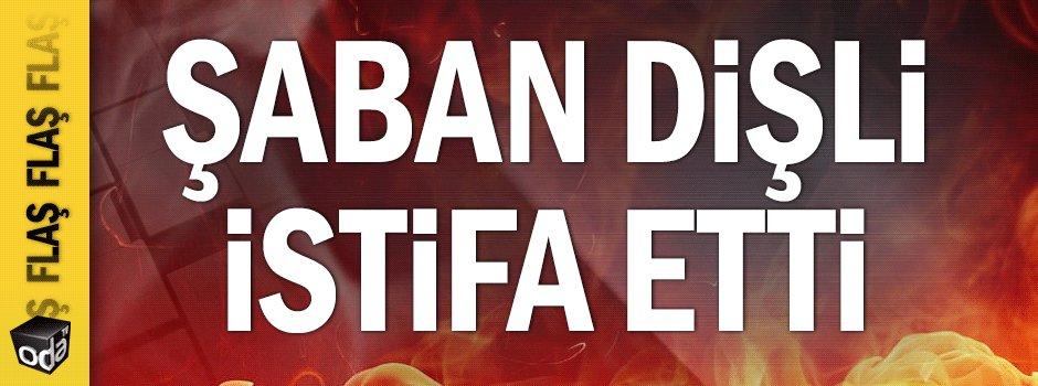 FLAŞ... FLAŞ... FLAŞ... Şaban Dişli, Erdoğan'ın başdanışmanlığı görevi...