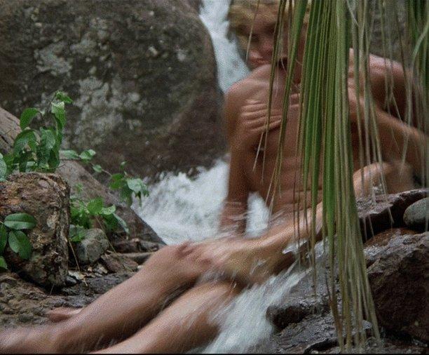 эпизод секса из фильма голубая лагуна - 12