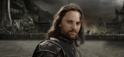 A happy birthday to a big favourite of many a genre fan, the brilliant Viggo Mortensen - who turns 59 today.