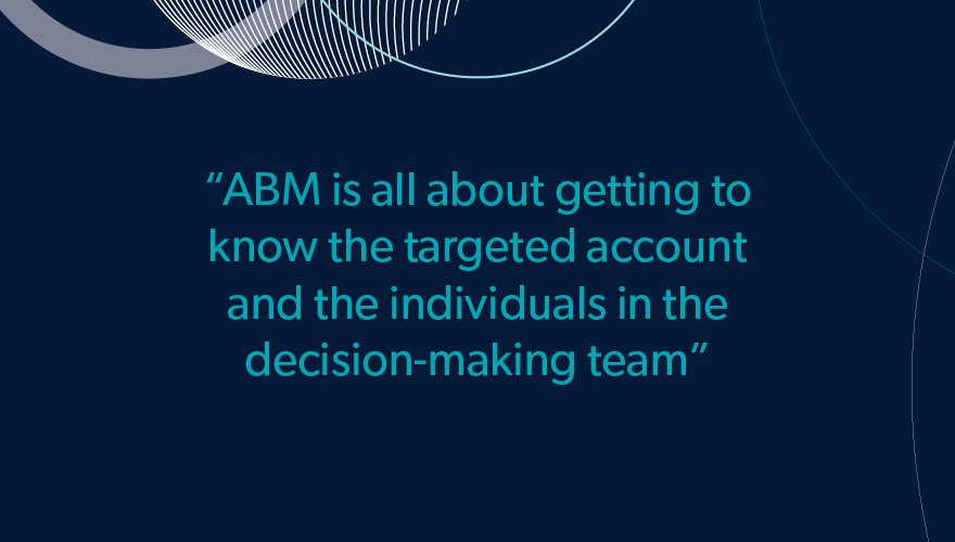 How to spot an #ABM blagger, with @brayleino's Katherine Almond https://t.co/8MxLITHogy  #B2BConf https://t.co/ahlwU5nDIc
