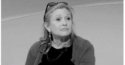 Happy birthday Carrie Fisher!!!  We miss you and your spirit.