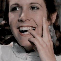 Carrie Fisher hoy cumpliría 61 años HAPPY BIRTHDAY REBEL PRINCESS