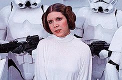 Happy birthday, Carrie Fisher. You have inspired me from age 3 to age forever. You are missed.