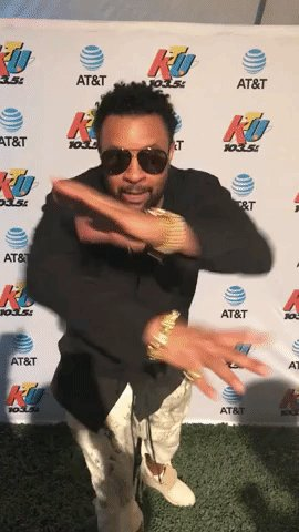 Happy Birthday to the one & only Mr Boombastic Shaggy