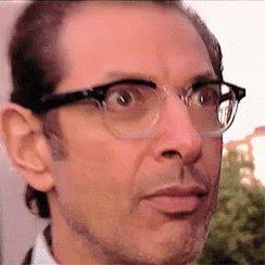 I, uh, don\t think I\m, y\know, so different than your average, y\know, average. - Happy Birthday Jeff Goldblum