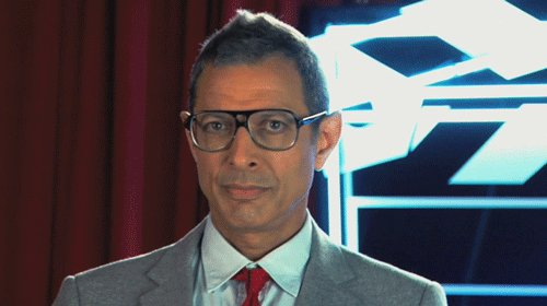 Happy Birthday to the legendary Jeff Goldblum!