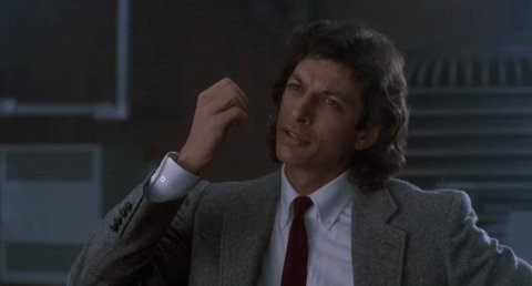 Happy 65th birthday to Jeff Goldblum (The Fly, Jurassic Park, Independence Day):