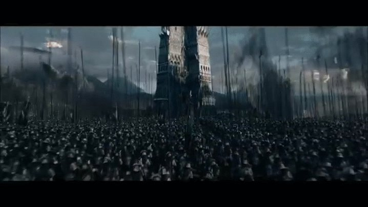 Is Saruman saying 'No way!' here? 😂 #LOTR #TwoTowers https://t.co/2VfquYimIF
