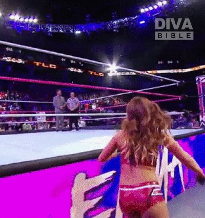 A good showing from Emma tonight! #WWE #...