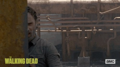 For Rick's scrapbook, bitches #TWD100Nit...