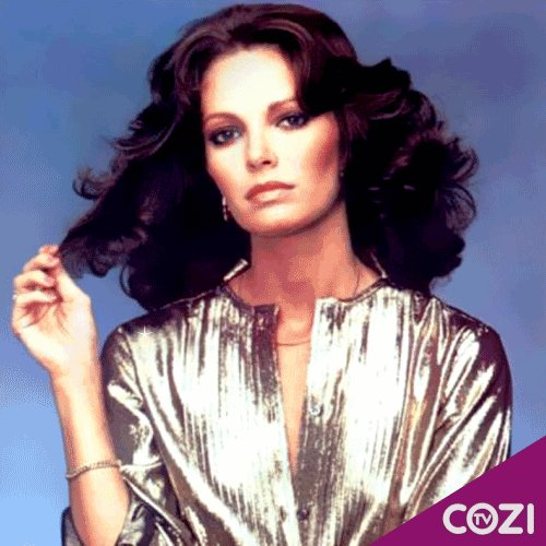 "Happy birthday, Jaclyn Smith! The actress is known for her role as Kelly Garrett in the series ""Charlie\s Angels\""."