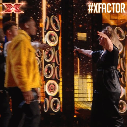 Time for a group hug, you've made it through Wednesday! 🤗🤗🤗 @RakSuMusic @gracedavies #XFactor https://t.co/kTNOdTHkLh