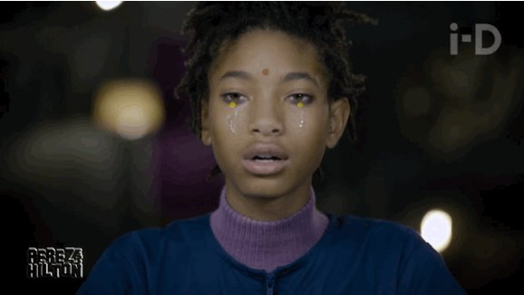 Happy Birthday to Willow Smith
