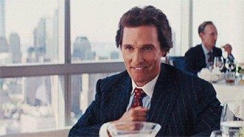 Happy birthday, Matthew McConaughey!