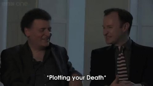 Happy birthday to the one and only Steven Moffat!
