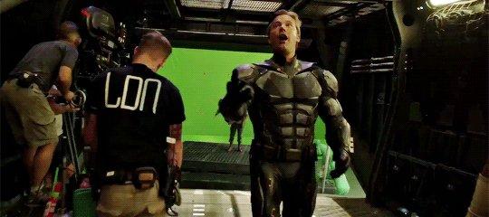 Ben Affleck parece que se divertiu mais...