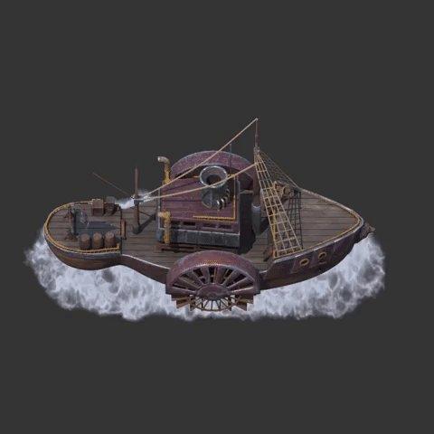 Sinking Boats Game - #GolfClub