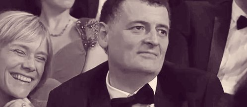Happy birthday Steven Moffat thanks for destroying my emotions with your words
