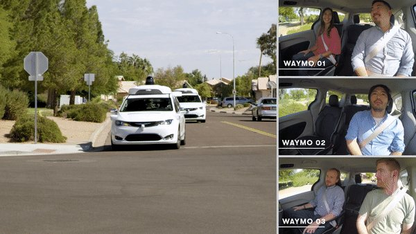This is the world's first fleet of fully self-driving cars on public roads. Learn more: goo.gl/Py5UHg
