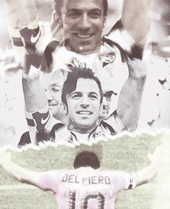 Happy birthday to Juventus and Italy legend Alessandro Del Piero. One of the greatest strikers in recent times.