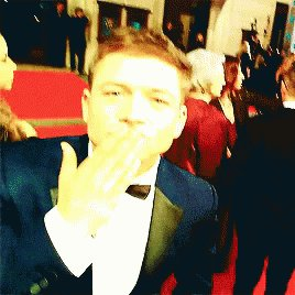 Happy birthday to the blessing that is taron egerton