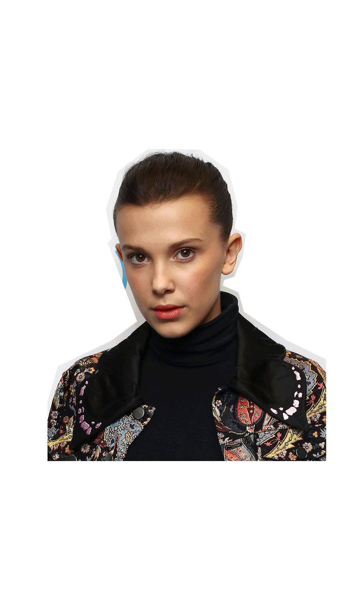 Literally obsessed with @Stranger_Things and @milliebbrown!! Read all about it HERE: https://t.co/PLfpsJzKIX https://t.co/7jnzePe1HM