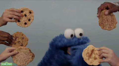 Me can totally eat 30 cookies in under 3...