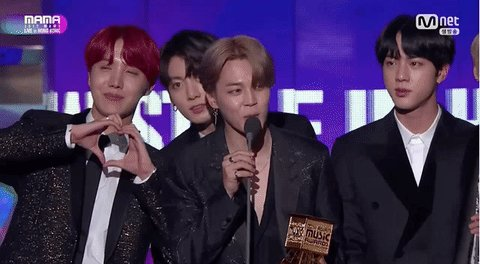 #2017MAMA fans, don't forget, #JHope lov...
