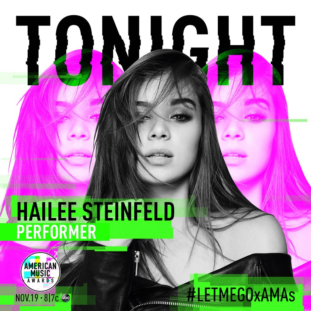 Excited to perform at the @AMAs TONIGHT!...