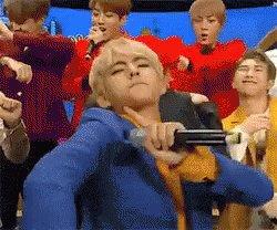 @TNTbr RM É GENTE COMO A GENTE NÉ   #BTS...