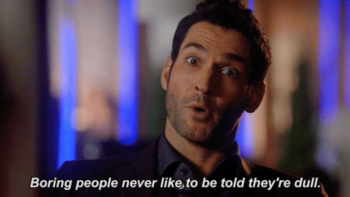 Write this one down. #Lucifer https://t....