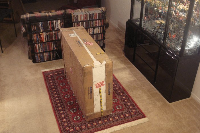7 years ago this week my brother and I bought a brand new, sealed contents GIJOE U.S.S. Flagg and built it! My very first ebay purchase! So glad we documented the experience!  We never had one growing up and always wanted one.  I can't believe that was 2010!