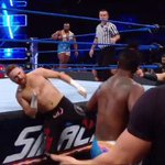 RT @WWE: We're sensing a pattern here... #SDLive #...