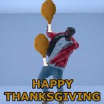 Happy Thanksgiving to all my friends and colleague...
