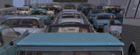 #ComoQuisiera que no existiera el tránsi...