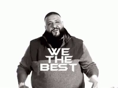 Happy birthday DJ Khaled!
