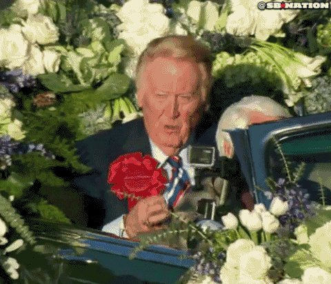 Happy 90th Birthday to the legendary Vin Scully!!!