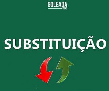 10'/1P - Substituição no Pachuca:  🔺 7-Á...